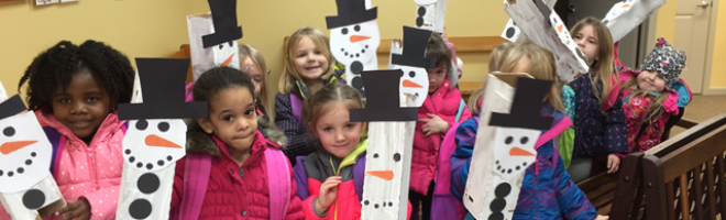 Preschool_Snowmen_Art